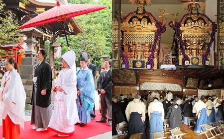 十二社熊野神社の歴史