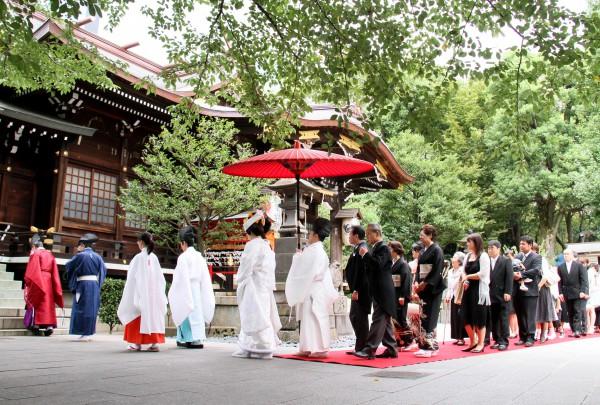 神社挙式+ドレス会食プラン<花>(京王プラザホテル)のプランイメージ画像2