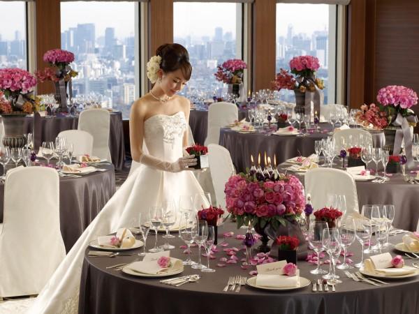 神社挙式+ドレス会食プラン<花>(京王プラザホテル)のプランメイン画像