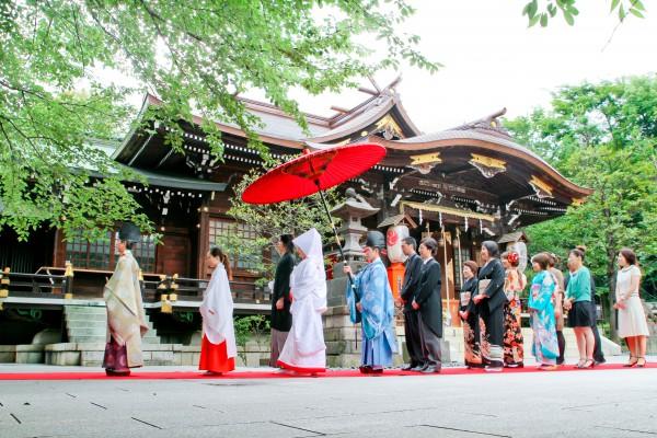 神社挙式+平服会食プラン(和食懐石 みのきち)のプランイメージ画像4