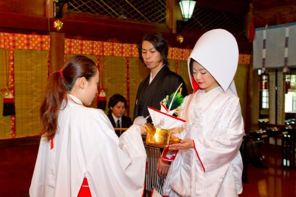 神社挙式+平服会食プラン(和食懐石 みのきち)のプランイメージ画像6