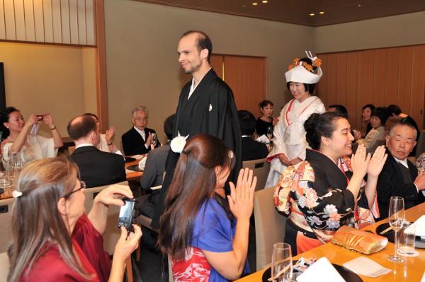 神社挙式+平服会食プラン(日本料理 佳香)のプランイメージ画像9