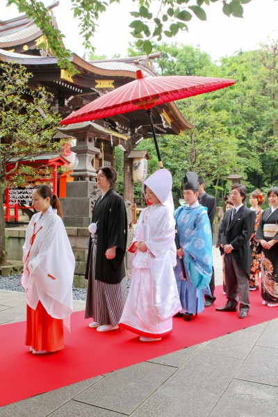 十二社熊野神社 神前式プランのプランイメージ画像1