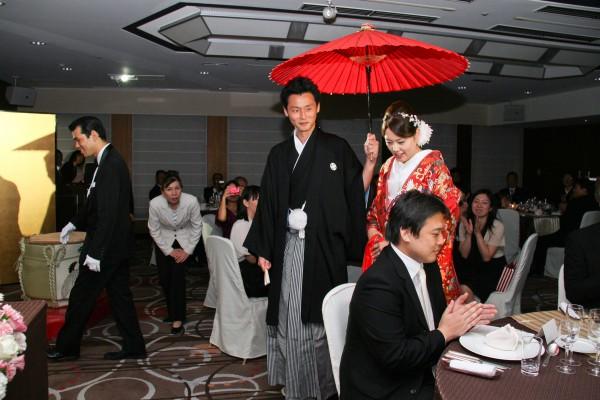 神社挙式+ドレス会食プラン<花>(京王プラザホテル)のプランイメージ画像5