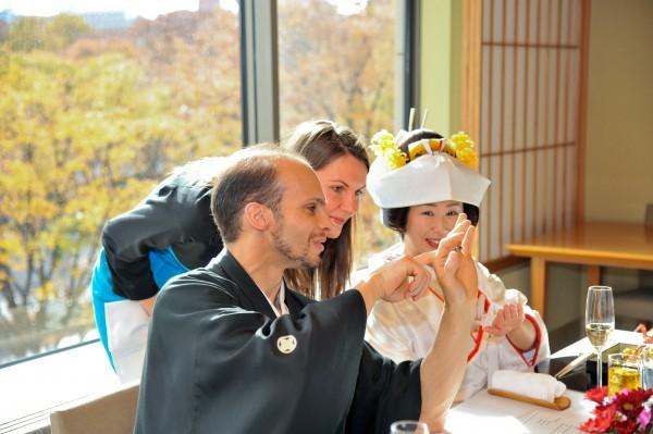 神社挙式+色打掛お披露目会プラン<雅>(日本料理 佳香)のプランイメージ画像11