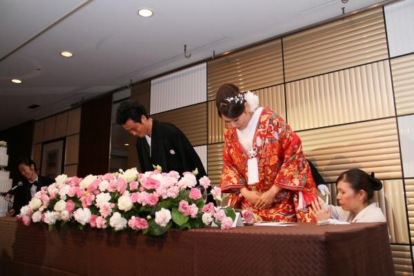 神社挙式+色打掛会食プラン<雅>(京王プラザホテル)のプランイメージ画像4