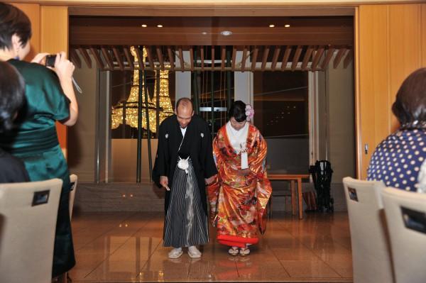 神社挙式+平服会食プラン(日本料理 佳香)のプランイメージ画像12