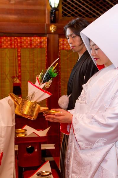 十二社熊野神社 神前式プランのプランイメージ画像6