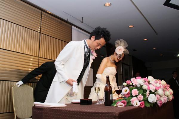 神社挙式+ドレス会食プラン<花>(京王プラザホテル)のプランイメージ画像12