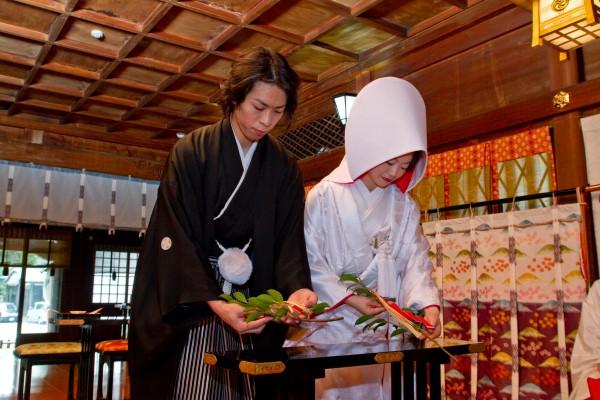 十二社熊野神社 神前式プランのプランイメージ画像9