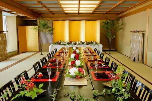 神社挙式+平服会食プラン(和食懐石 みのきち)のプランイメージ画像1