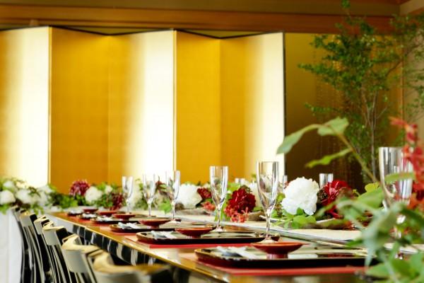 神社挙式+平服会食プラン(和食懐石 みのきち)のプランイメージ画像2