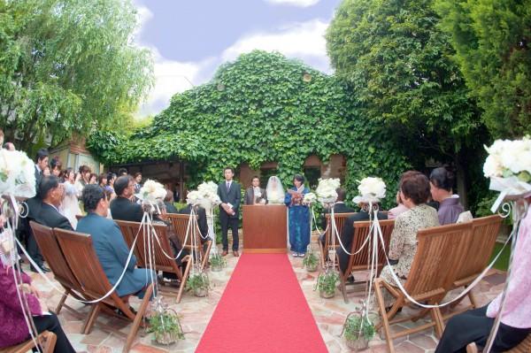 神社挙式+洋館披露宴プラン(RAPHAEL)のプランイメージ画像6