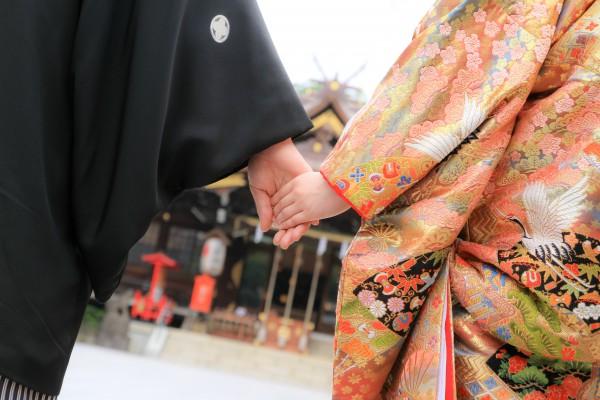挙式アルバム付 色打ち・白無垢フォト神前式プラン(新婦衣装2着)のプランイメージ画像5