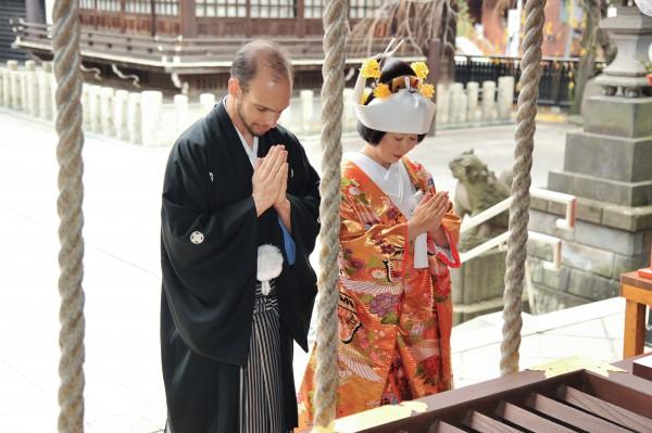 神社挙式+色打掛お披露目会プラン<雅>(日本料理 佳香)のプランイメージ画像8