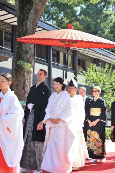神社挙式+ガーデンレストランプラン(ローズガーデン新宿)のプランイメージ画像6