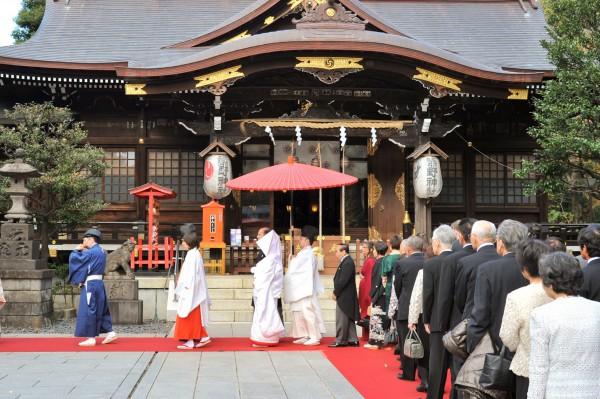 神社挙式+色打掛お披露目会プラン<雅>(日本料理 佳香)のプランイメージ画像5