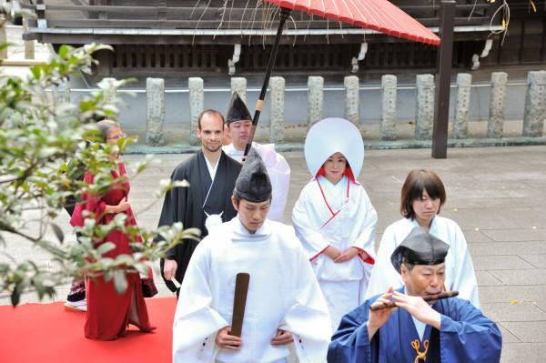 神社挙式+平服会食プラン(日本料理 佳香)のプランイメージ画像4