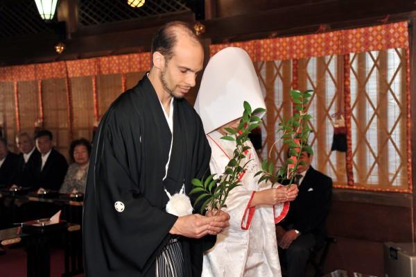 神社挙式+色打掛お披露目会プラン<雅>(日本料理 佳香)のプランイメージ画像6