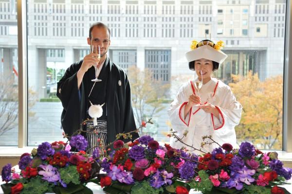神社挙式+平服会食プラン(日本料理 佳香)のプランイメージ画像11