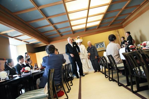 神社挙式+色打掛会食プラン <雅>(和食懐石 みのきち)のプランイメージ画像3