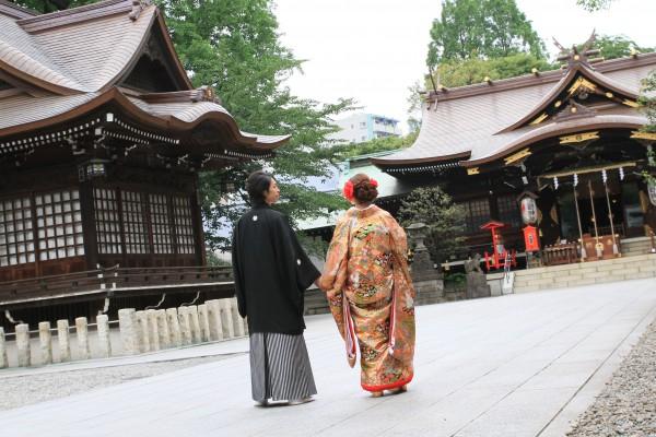 十二社熊野神社 神前式プランのプランイメージ画像2