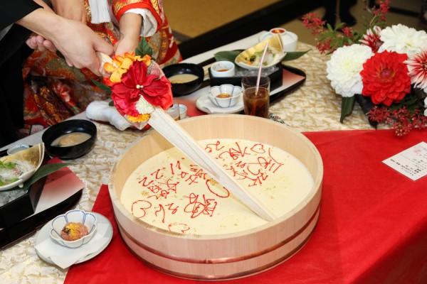 神社挙式+色打掛会食プラン <雅>(和食懐石 みのきち)のプランイメージ画像10