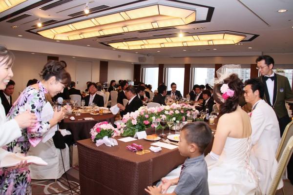 神社挙式+色打掛会食プラン<雅>(京王プラザホテル)のプランイメージ画像9