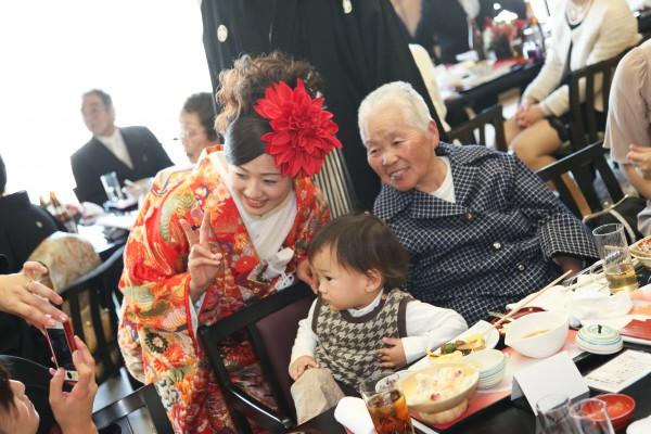 神社挙式+色打掛会食プラン <雅>(和食懐石 みのきち)のプランイメージ画像11