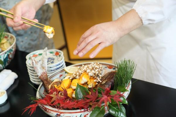 神社挙式+色打掛会食プラン <雅>(和食懐石 みのきち)のプランイメージ画像12