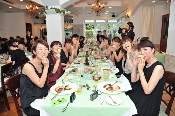 神社挙式+ガーデンレストランプラン(ローズガーデン新宿)のプランイメージ画像8