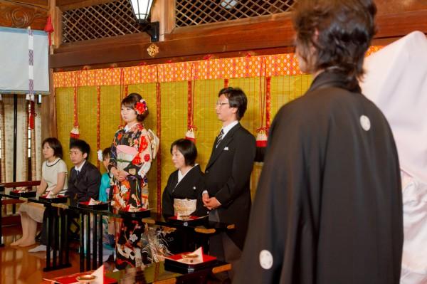 十二社熊野神社 神前式プランのプランイメージ画像10