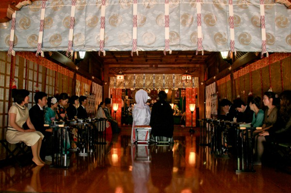 十二社熊野神社 神前式プランのプランイメージ画像4