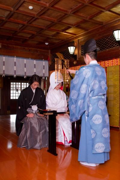 十二社熊野神社 神前式プランのプランイメージ画像5