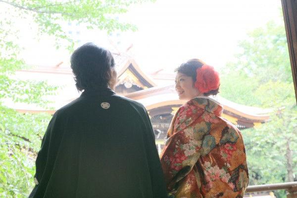 挙式アルバム付 色打ち・白無垢フォト神前式プラン(新婦衣装2着)のプランイメージ画像4